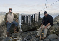 Fishing in Canada - wildlife photographs by Joachim Ruhstein