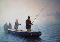 Fishing in Europe - Wildlife Photographs by Joachim Ruhstein